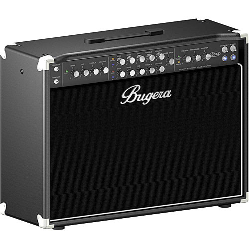 bugera 333xl 212 120w 3 channel valve amplifier combo 333xl 212. Black Bedroom Furniture Sets. Home Design Ideas
