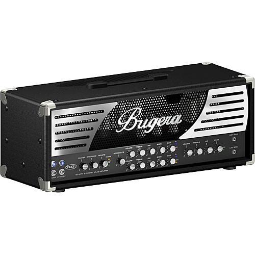 bugera 333xl 120w 3 channel valve amplifier head bugera 333xl. Black Bedroom Furniture Sets. Home Design Ideas