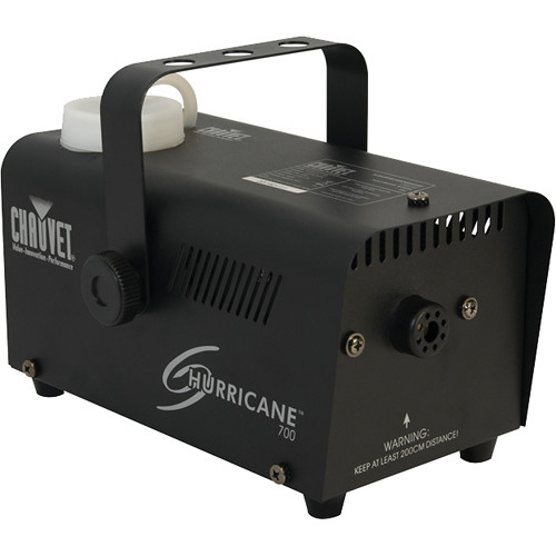 chauvet 700 fog machine