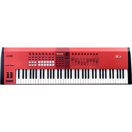 Cme Vx7 Keyboard Controller Vx7 B H Photo Video