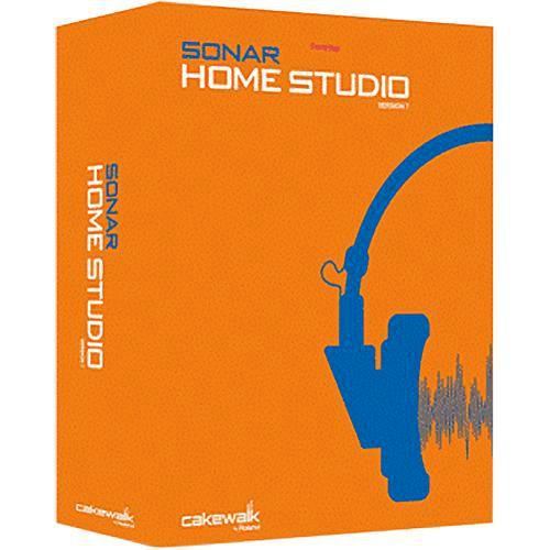 cakewalk sonar home studio 7 music producti 10. Black Bedroom Furniture Sets. Home Design Ideas