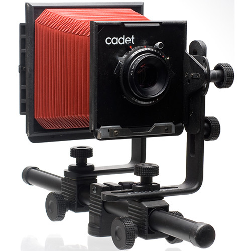Calumet Cambo Cadet 4x5 Large Format Camera Kit With 210mm F 68 Lens