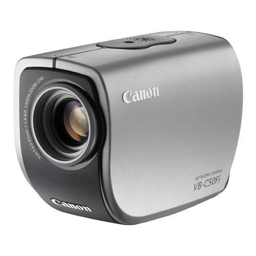 Canon VB-C50Fi Camera Windows 8 Drivers Download (2019)