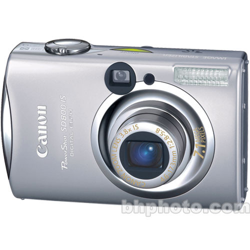 canon powershot sd800 is digital camera 1270b001 b h photo video rh bhphotovideo com Canon EOS 650 Manual Canon EOS 650 Manual