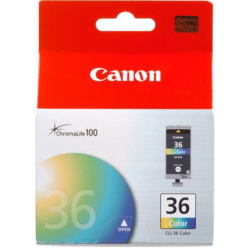 Canon Cli  Tri Color Ink Cartridge