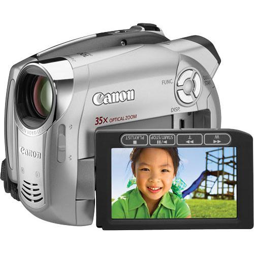 canon dc220 dvd camcorder 2063b001 b h photo video rh bhphotovideo com Canon HF100 DVD Camcorder