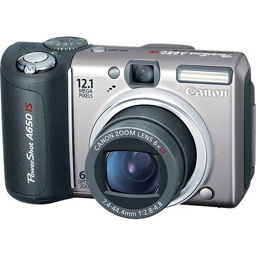 canon powershot a650 is digital camera 2089b001 b h photo video rh bhphotovideo com canon powershot a650 is manual pdf canon powershot a650 manual