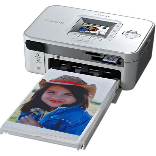 Canon Selphy CP740 Compact Photo Printer 2094B001 BampH Photo