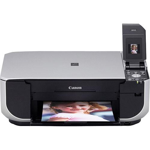 canon pixma mp470 photo all in one 2177b002 b h photo video rh bhphotovideo com canon inkjet mp210 printer driver Brother Printer MX310