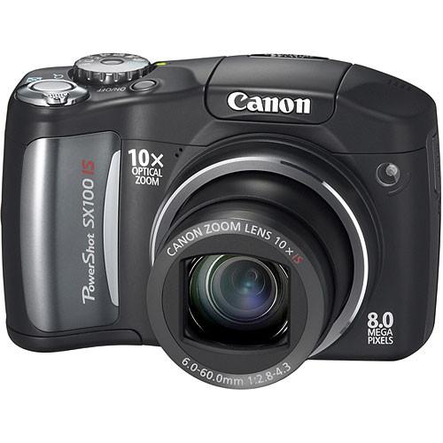 canon powershot sx100 is digital camera black 2420b001 b h rh bhphotovideo com canon s100 manual pdf download canon s100 manual pdf download