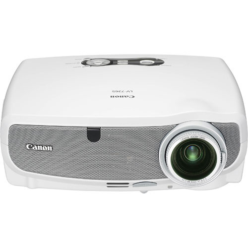 canon lv7365 lcd multimedia projector 2472b002 b h photo video rh bhphotovideo com