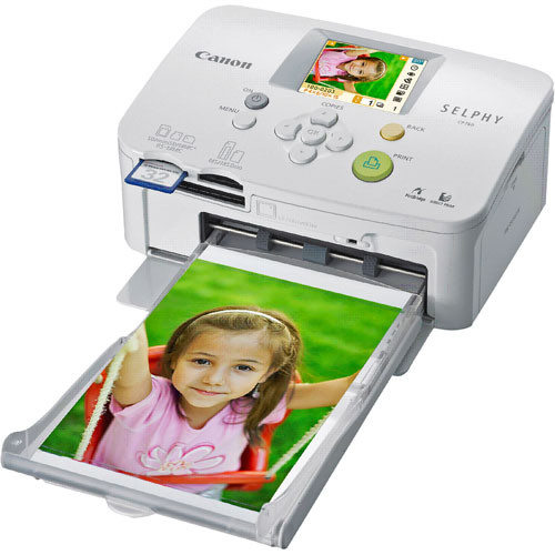 Canon selphy cp760 compact photo printer 2565b001 b h photo for Canon printer templates