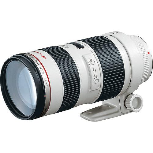 Canon EF 70 200mm F 28L USM Lens