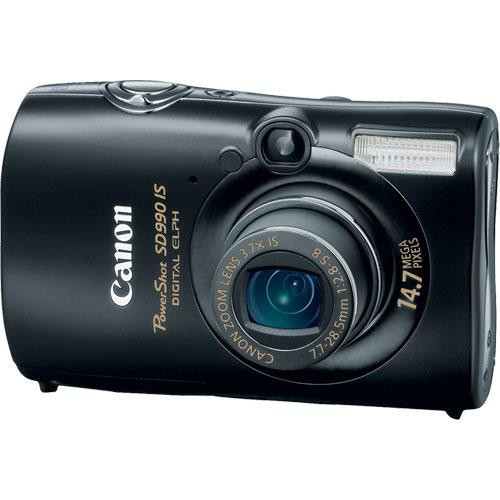 canon powershot sd990 is digital elph digital camera 2669b001 rh bhphotovideo com Canon PowerShot Camera Manual Canon PowerShot User Manual