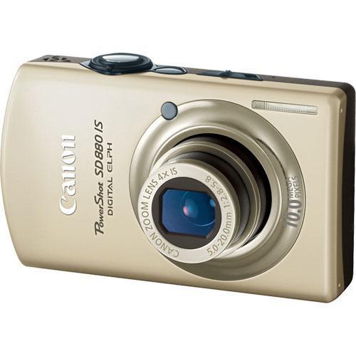 canon powershot sd880 is digital elph digital camera 2672b001 rh bhphotovideo com Canon 7D Manual Canon T3i Manual