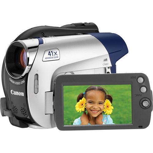 canon dc310 dvd camcorder 2694b001 b h photo video Canon Vixia Canon EOS
