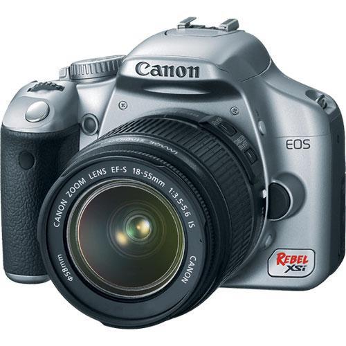 Canon EOS Rebel XSi (a k a  450D) SLR Digital Camera 2757B003