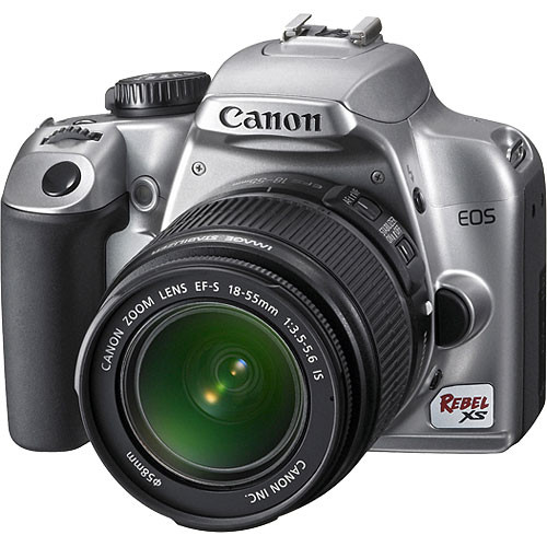 canon eos rebel xs a k a 1000d slr digital camera 2763b003