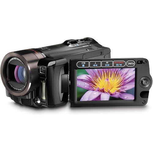 canon vixia hf11 avchd dual flash memory high 3079b001 b h photo rh bhphotovideo com Canon VIXIA HF G10 Canon VIXIA HF R40