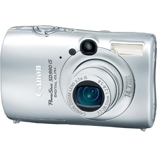 canon powershot sd990 is digital elph digital camera 3191b001 rh bhphotovideo com canon powershot sd980 is manual Canon PowerShot Camera Manual