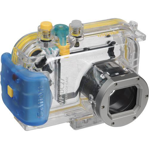 Canon WPDC27 Waterproof Case - Depths to 40m