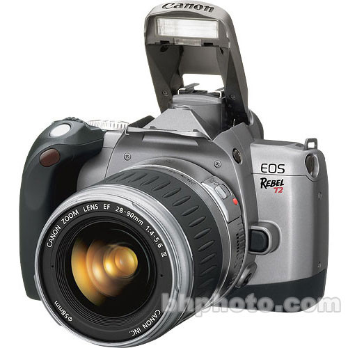 Canon eos rebel x 35mm user Manual