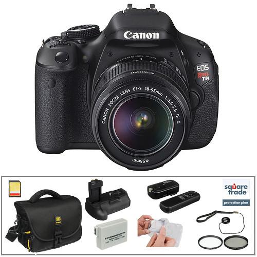 Canon EOS Rebel T3 Camera Descargar Controlador