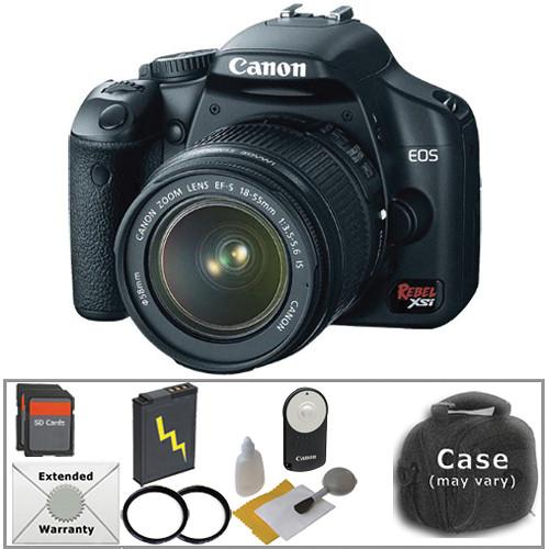 Canon Eos Rebel Xsi: Canon EOS Rebel XSI 450D Digital SLR Camera