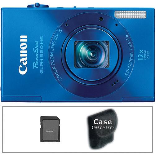 canon powershot elph 520 hs digital camera with basic accessory rh bhphotovideo com canon powershot elph 520 hs instruction manual canon powershot elph 530 hs manual
