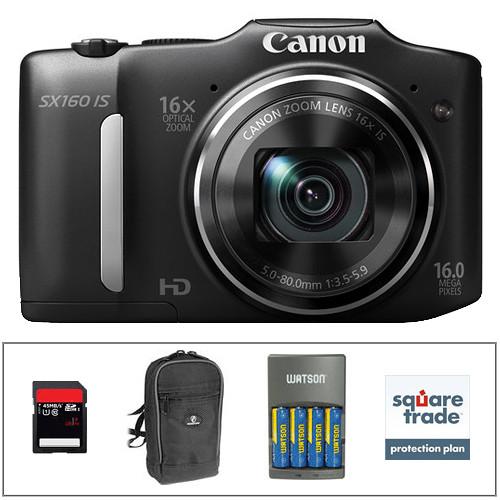 canon powershot sx160 is digital camera with deluxe accessory rh bhphotovideo com canon powershot sx130 is manual download canon powershot sx130 is manual pdf