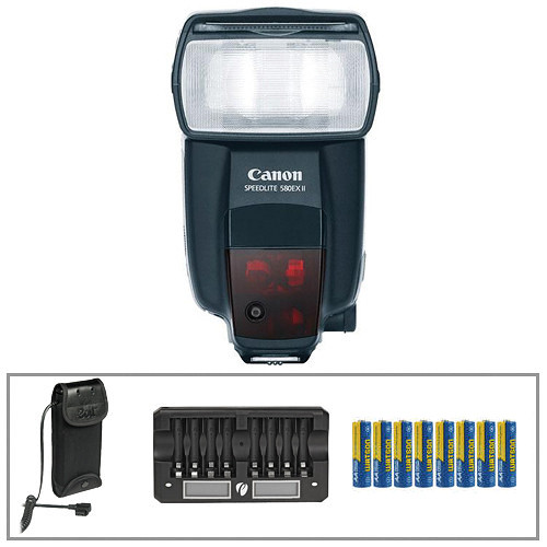 Canon Speedlite 580 EXII Flash Unit
