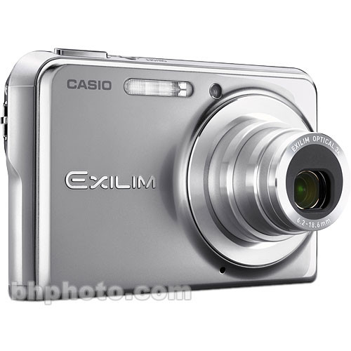 casio exilim ex s770 digital camera silver exs770srdba b h rh bhphotovideo com Casio Exilim User Manual Casio Exilim User Manual