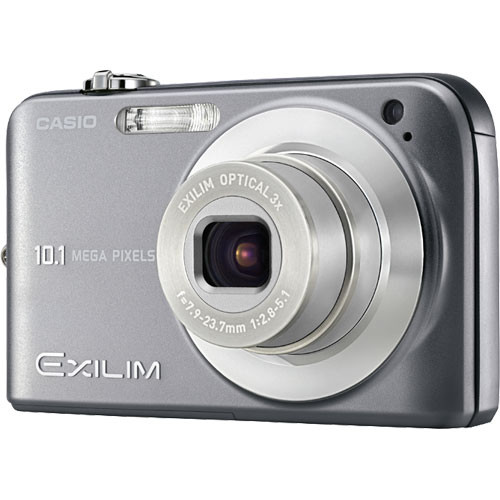 casio exilim z1080 digital camera gray ex z1080gyeba b h photo rh bhphotovideo com Kodak Digital Camera Professional Digital Cameras