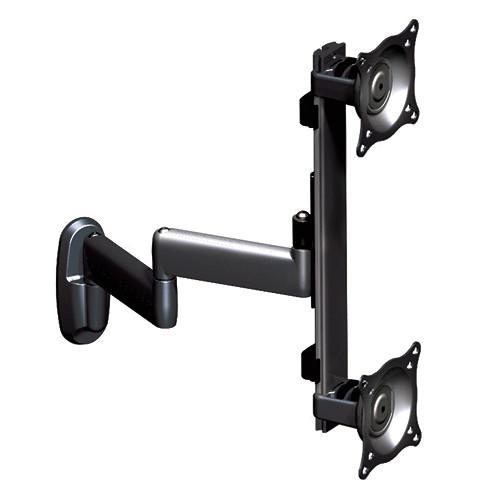 Chief Kwd 230b Dual Vertical Monitor Swing Arm Wall