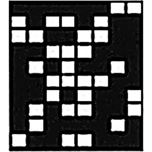 Chimera window pattern domino 16 x 16 5715 b h photo for 16 x 24 window