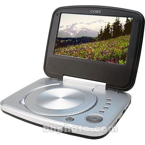coby tf dvd7005 7 portable dvd player tfdvd7005 b h photo rh bhphotovideo com coby portable dvd player manual cx-cd109 coby portable dvd player manual cx-cd109