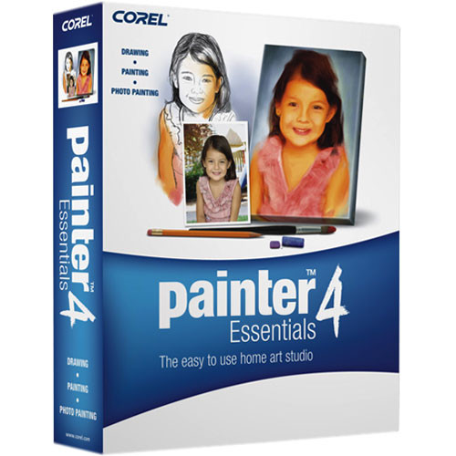 corel painter essentials 4 pe4enpcm b h photo video. Black Bedroom Furniture Sets. Home Design Ideas