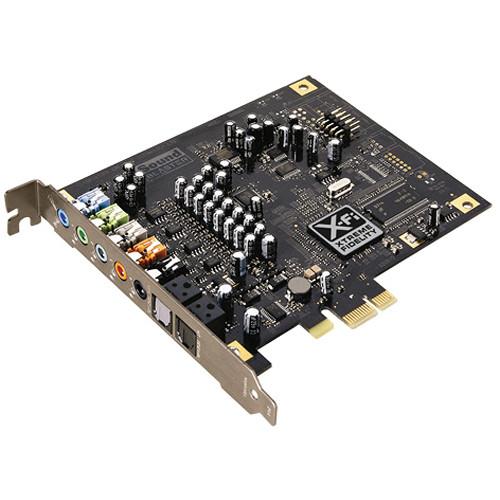 CREATIVE SOUND BLASTER X-FI TITANIUM PROFESSIONAL AUDIO PCI EXPRESS CARD AUDIO DRIVERS WINDOWS 7