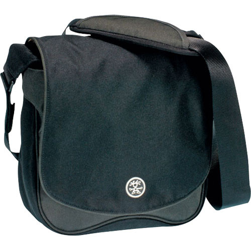 Crumpler Luncheon Laptop Shoulder Bag Black