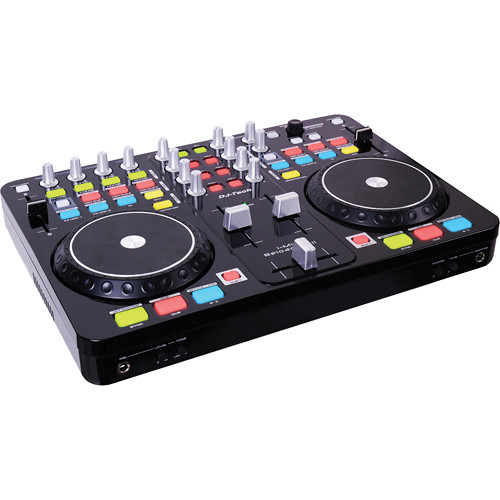 dj Tech i Mix Mkii Virtual dj Dj-tech I-mix Reload Mkii dj