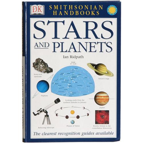 DK Publishing Book: Smithsonian Handbooks: Stars and 789489880