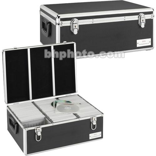 Beau DSS   Disc Storage Solutions DSS 500 CD Case (Black)