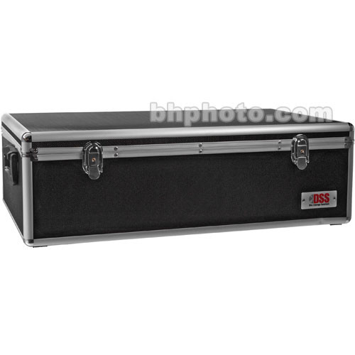 DSS   Disc Storage Solutions DSS 800 PVC CD Storage Case (Black)