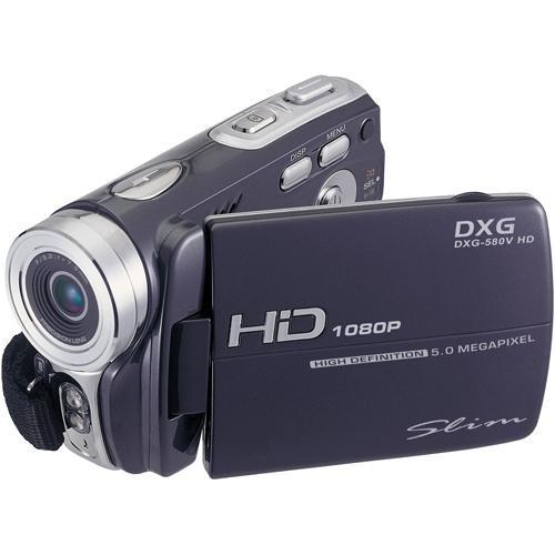 dxg dxg 580v high definition camcorder dxg 580v b h photo video rh bhphotovideo com DXG Cameras Homepage Q-See Camera Manual