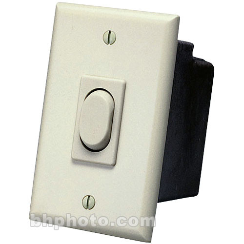 Da lite replacement wall switch 110 volt ivory 40961 bh da lite replacement wall switch 110 volt ivory publicscrutiny Gallery