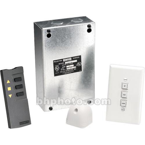 Low Voltage Control Switch : Da lite wireless control unit for three button low voltage