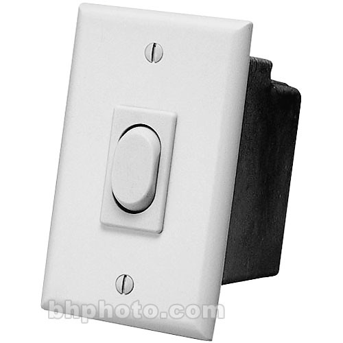 Da lite replacement wall switch 110 volt 80575 bh photo video da lite replacement wall switch 110 volt publicscrutiny Choice Image
