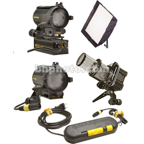 Dedolight Basic Compact 3-Light Kit  sc 1 st  Bu0026H & Dedolight Basic Compact 3-Light Kit S1-B-U Bu0026H Photo Video azcodes.com