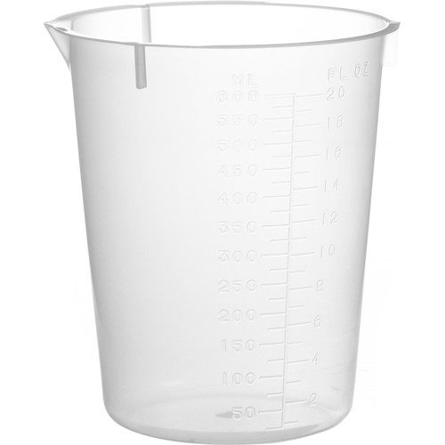 How many ounces in 600ml