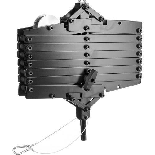 Studio Lighting Rail System: Delta 1 Scissor Lift With Trolley 40642 B&H Photo Video